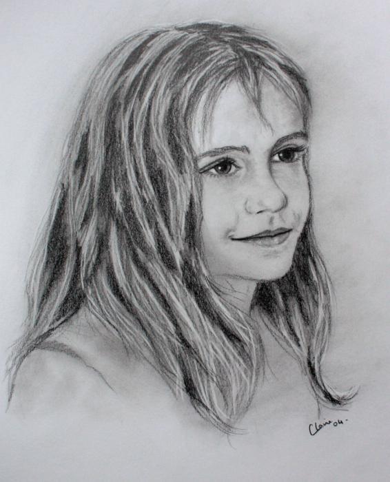 Emma Watson by ClaireEliseDessin